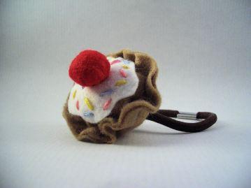 Muffinhaarspange