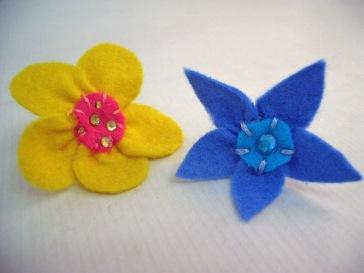 Blumenringe