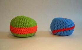 Bälle zum massieren, jonglieren,...