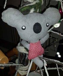 Koala-Mädchen