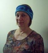 Kreatives Stirnband aus Fleece