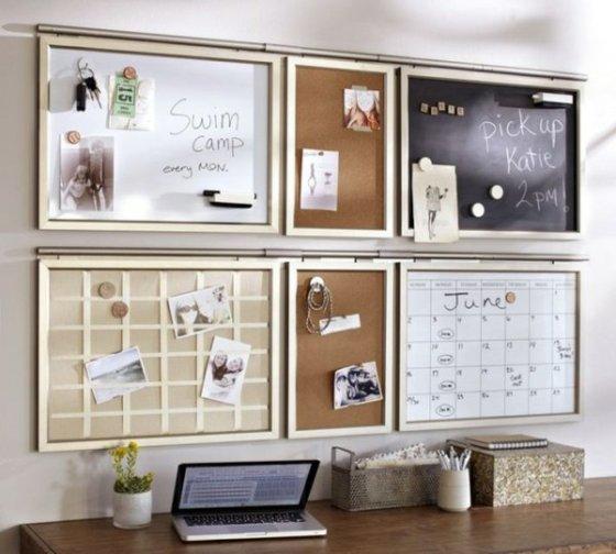 pinnwand-Organisieren-Familienalltag