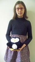 Kuscheliger Pinguin