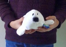 Süßer Seehund