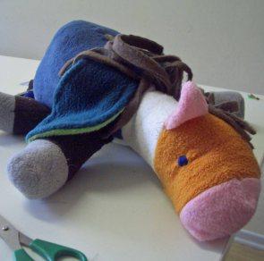 Ein kuscheliger Pegasus!