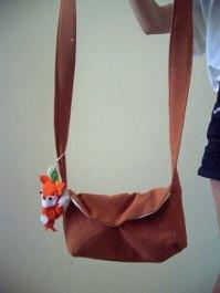 Tasche im Leder-Look